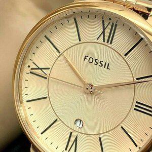 Fossil Womens Watch ES3435 Jacqueline Quartz 36mm